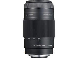 Sony SAL55200 DT 55-200mm f/4-5.6 Telephoto Lens