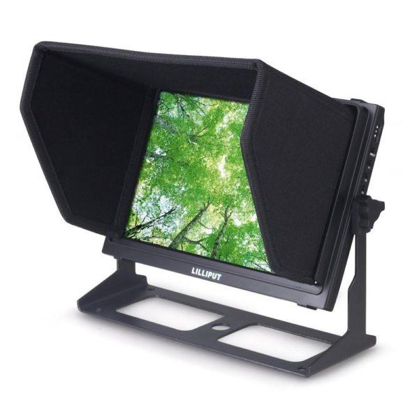 "Lilliput TM1018 O/P 10.1"" TouchScreen Field Monitor for DSLR Video Camera, 1080P"