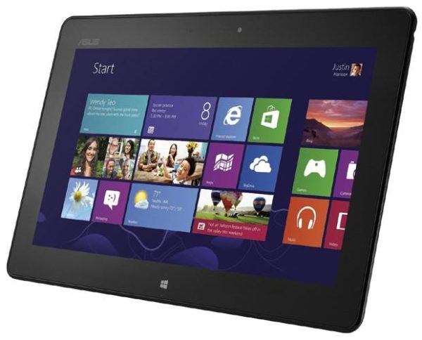 "Refurbished ASUS Vivo Tab 10.1"" TF600T NVIDIA Tegra3 Quad-Core 32GB Windows RT in Grey without dock"