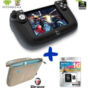 """Bundle: Wikipad 7"""" Gaming Tablet w/ Detachable Controller + Targus Slim Carry Case + 16GB Micro SD Card (16GB Internal Memory, Android 4.2 Jelly Bean, 1.4 GHz NVIDIA Tegra 3 Quad-core CPU & 12-core GPU)"""