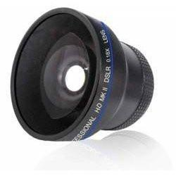 Zeikos 0.40x Fisheye Lens Adapter for Digital SLR Lens