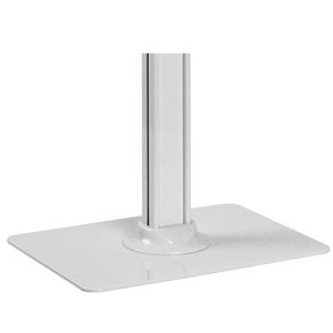 2604 2602 iPad Floor Stand weighted base