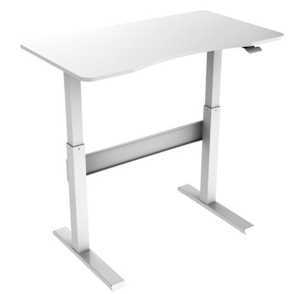 Allcam GDF03 sit stand desk standing workstation height adjustable high