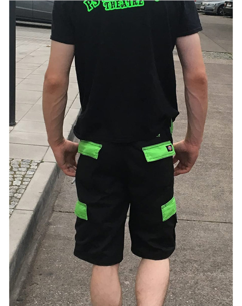 Dickies ED247SH Everyday Shorts Multi-pocket Work Shorts model
