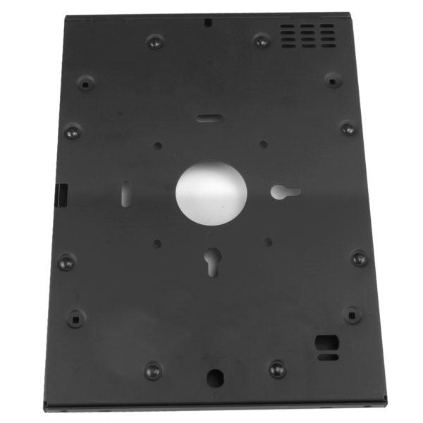 1201A 9.7 iPad iPad air steel security enclosure with lock Back