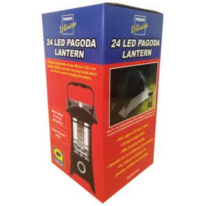 Allcam Vision 24 LED lantern box