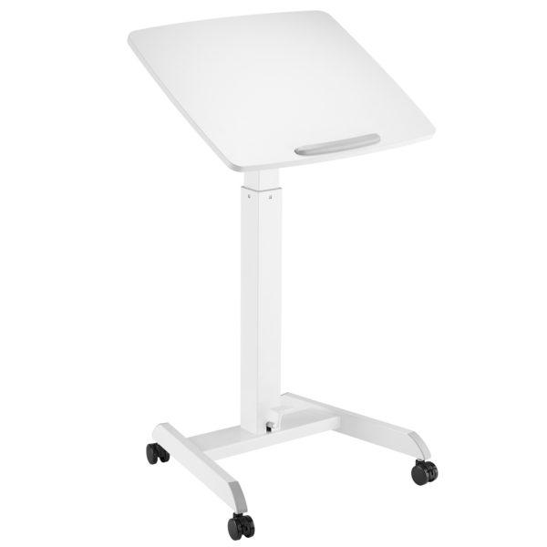 GSL07T Height Adjustable Laptop Table/ Lectern/ Reception Desk with Tilt