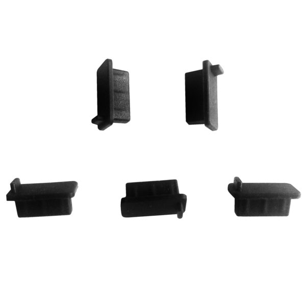 Dust cover for HDMI type A port jack