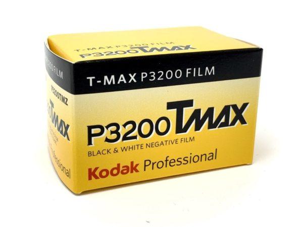 Kodak T-Max 3200 TMZ 135-36 B&W Film