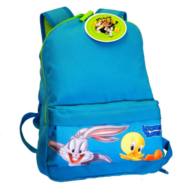 Looney Tunes Backpack for young kids and school boys