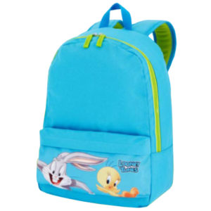 Official Looney Tunes Backpack Ideal Gift for Kids School Children Boys Blue